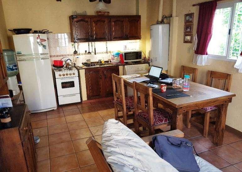 Lindo departamento Cuarte Este, 2 habitaciones, complejo cerrado con churrasquera.