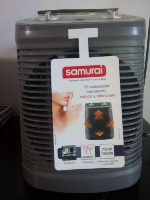 Calentador de Aire Samurai