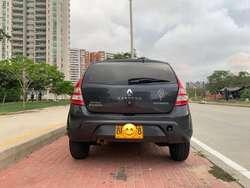 Renault sandero automatico 2015