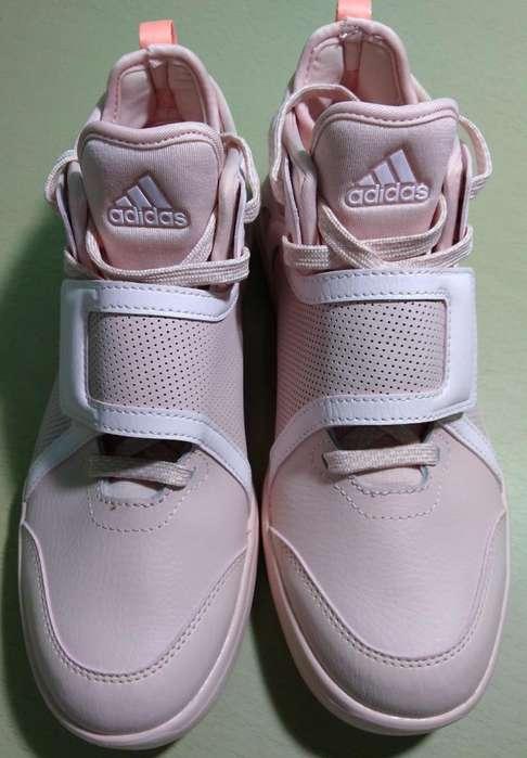 Zapatillas Adidas Borama Rosa Training Sin Uso Talle 38