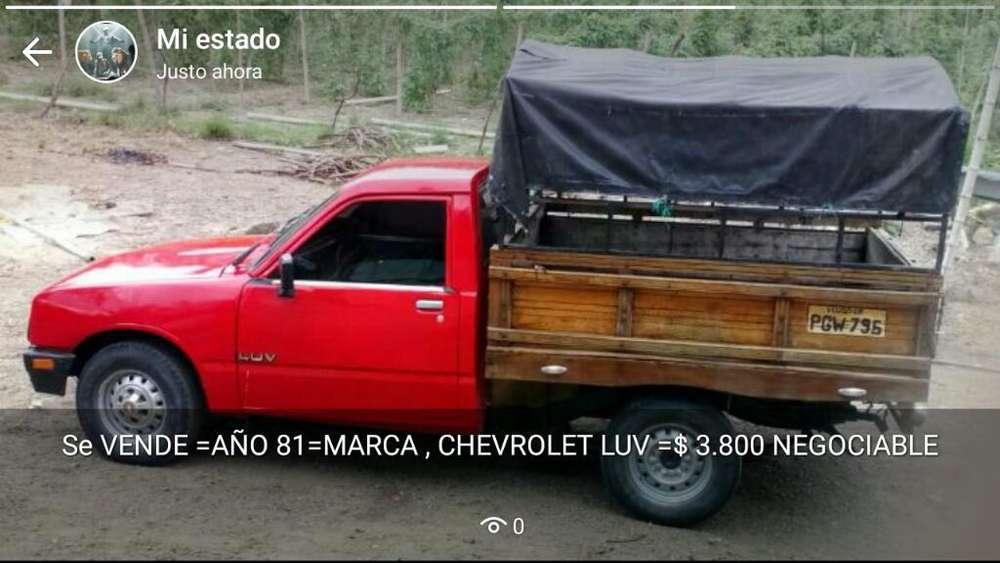 Chevrolet Luv 1981 - 89660 km