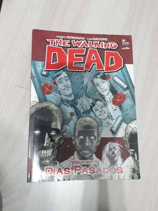 Vendo 10 Tomos The Walking Dead