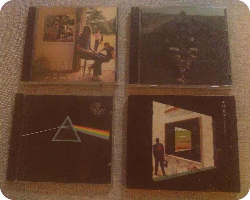 Cds De Pink Floyd.