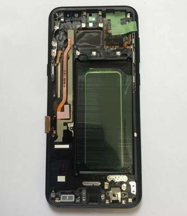 Display S8 con Marco Original