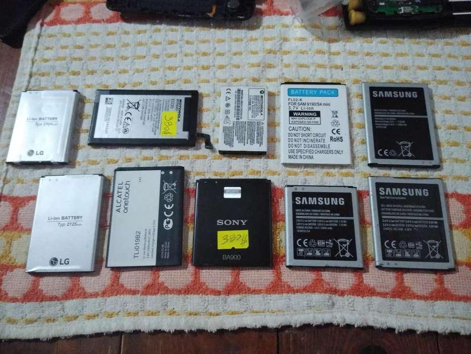 Se Vende 10 Baterias en 1000