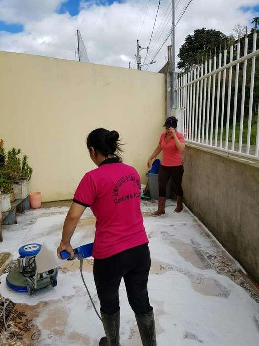 Super Limpieza Lavado Y Desinfección