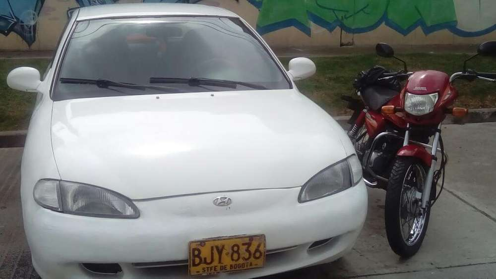 Hyundai Elantra 1998 - 77000 km