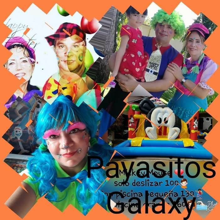 Payasitos Galaxy Show