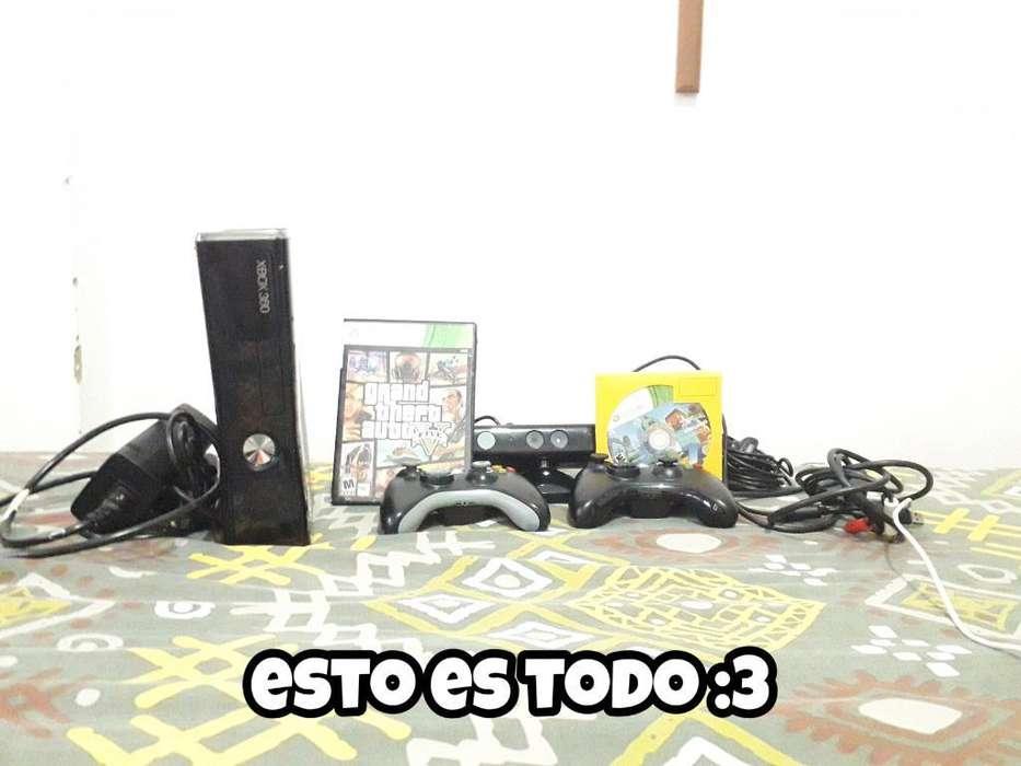 Xbox360 Memoria 250gb