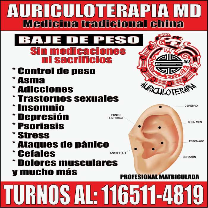 Auriculoterapia Md