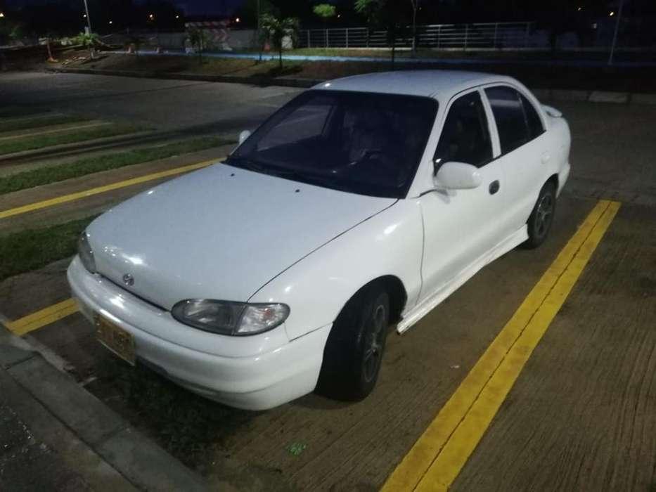 Hyundai Accent 1998 - 198300 km