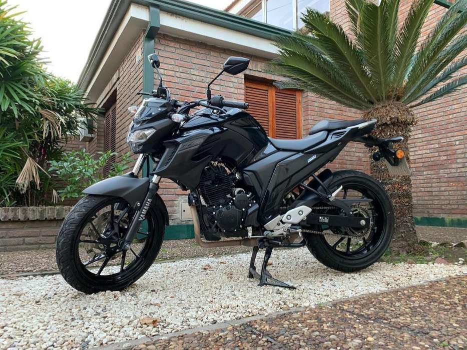 Yamaha Fz25 250 Impecable!!