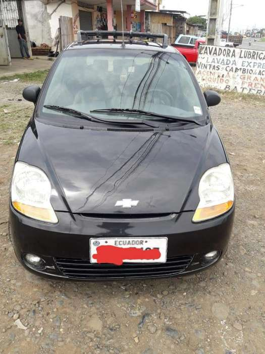 Chevrolet Spark 2010 - 240000 km