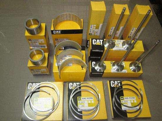 Repuestos para tractor - excavadora Caterpillar - CAT