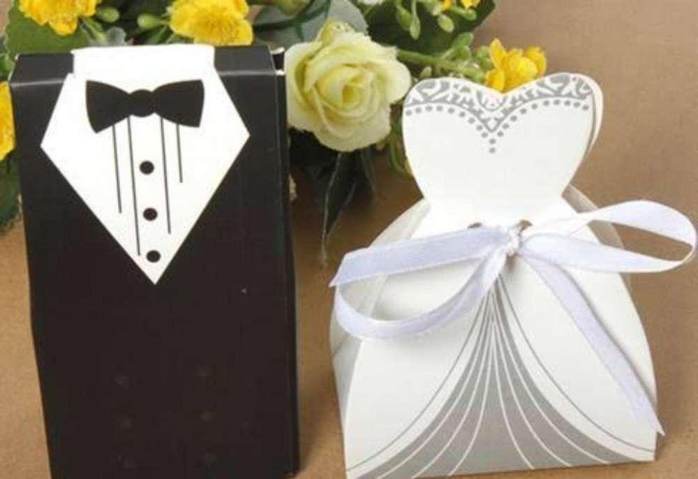 Cajitas O Souvenir de Matrimonio