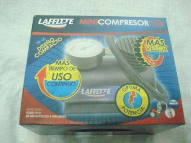 <strong>mini</strong> compressor Laffite- diseño compacto