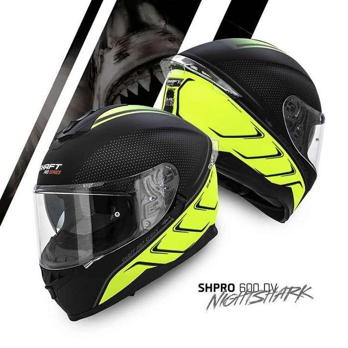<strong>casco</strong> SHAFT PRO 600DV NIGHTSHARK N.M.