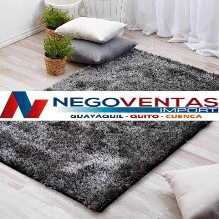 <strong>alfombra</strong> DE CASA 150 CMS X 200 CMS MINIMALISTA DE PELOS ELEGANTE