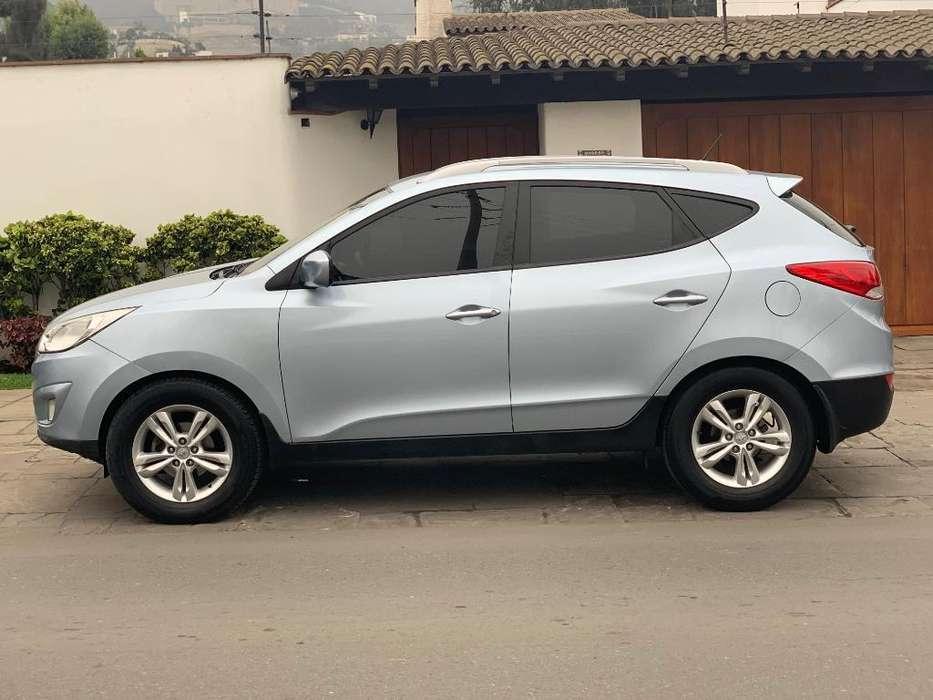 Hyundai Tucson 2011 - 100 km