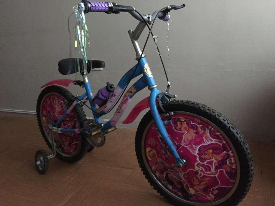Remato Bicicleta de Nia 910