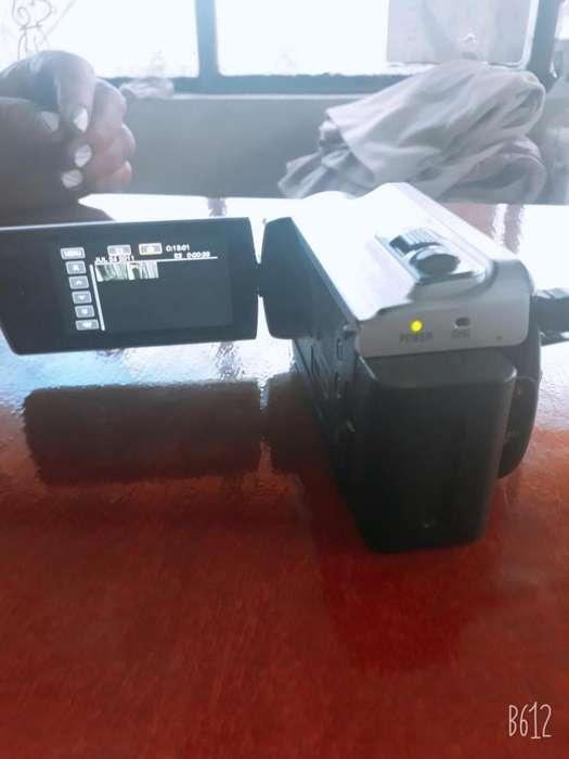 De oportunidad filmadora sony