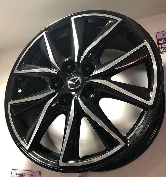 Rines de Lujo Rin 18 Mazda Cx5 2018