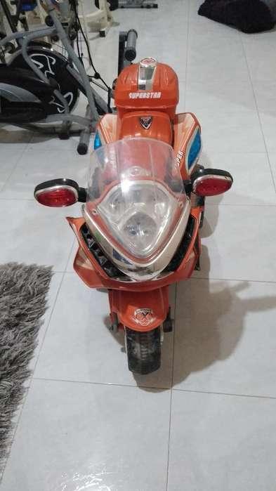Moto Recargable Oara Niño .de 1 a 4