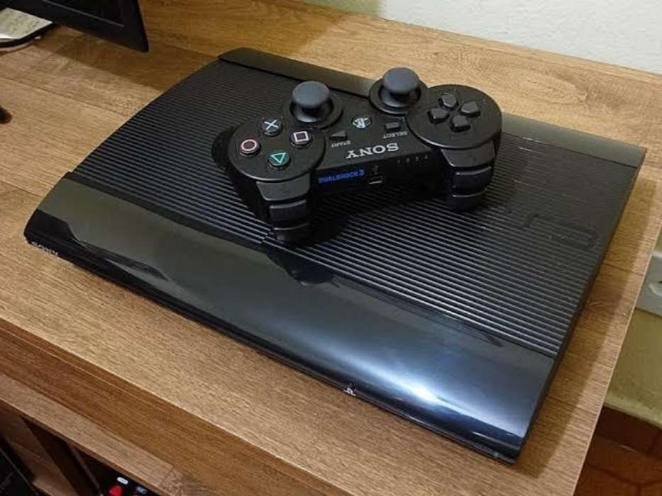 Playstation 3 de 12gb