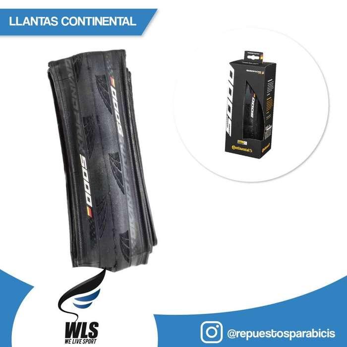 Llantas Continental Grand Prix 5000 700*25
