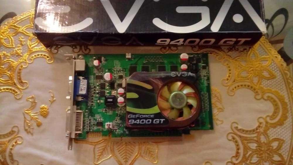 Tarjeta Nvidia Geforce 9400gt 1gb