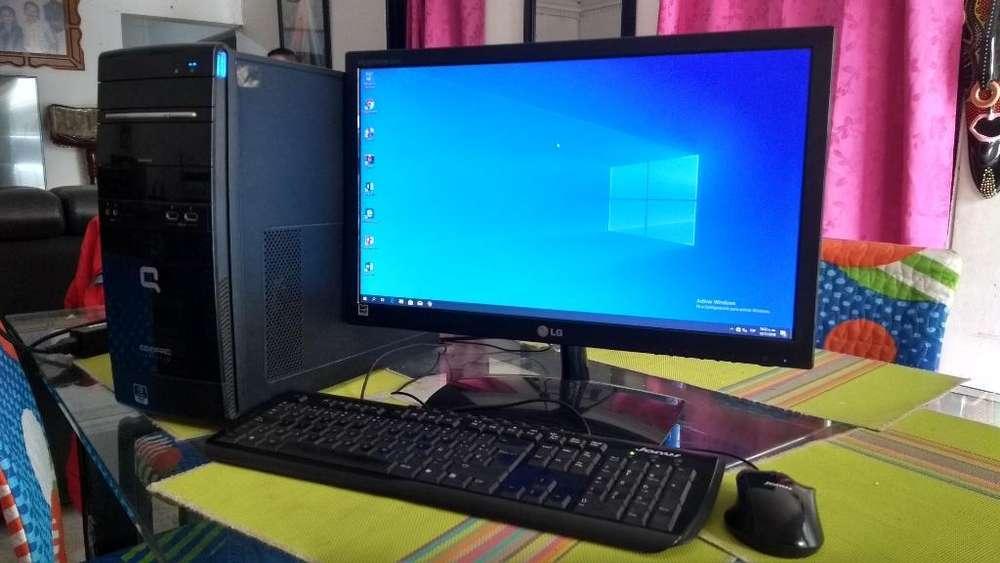 Pc Computador de Mesa Intel W10