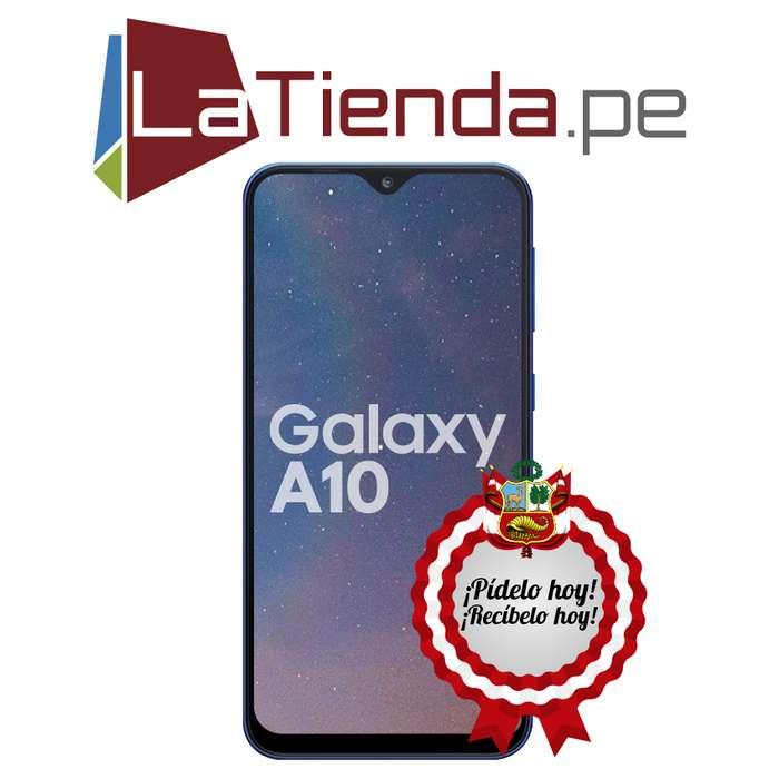 Samsung Galaxy A10 cámara posterior de 13 MP