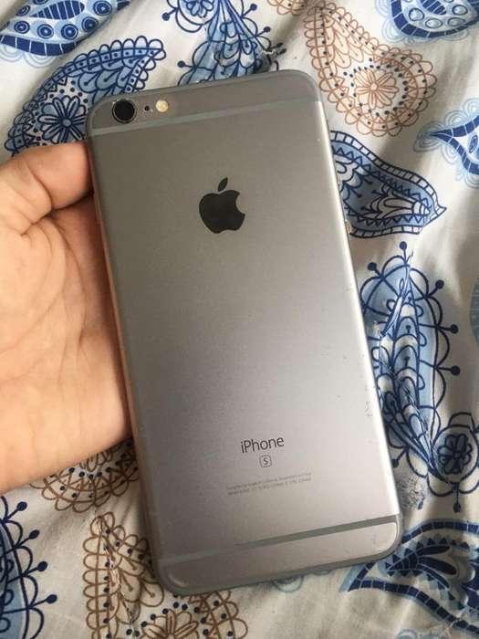 Vendo iPhone 6S Plus usado