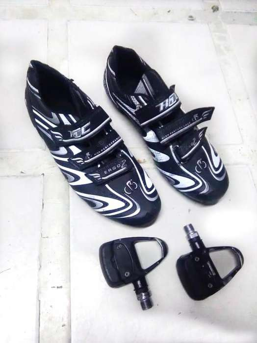 Zapatillas de ciclismo chocles