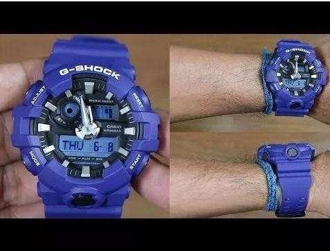 Reloj Casio G-shock Ga-700-2a - Nuevo Y Original