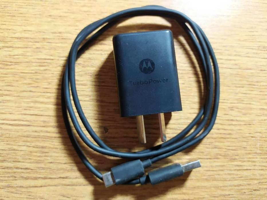 Cargador Original Motorola Turbopower