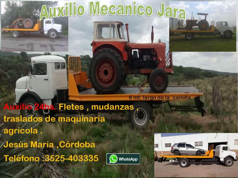 AUXILIO MECANICO 24hs