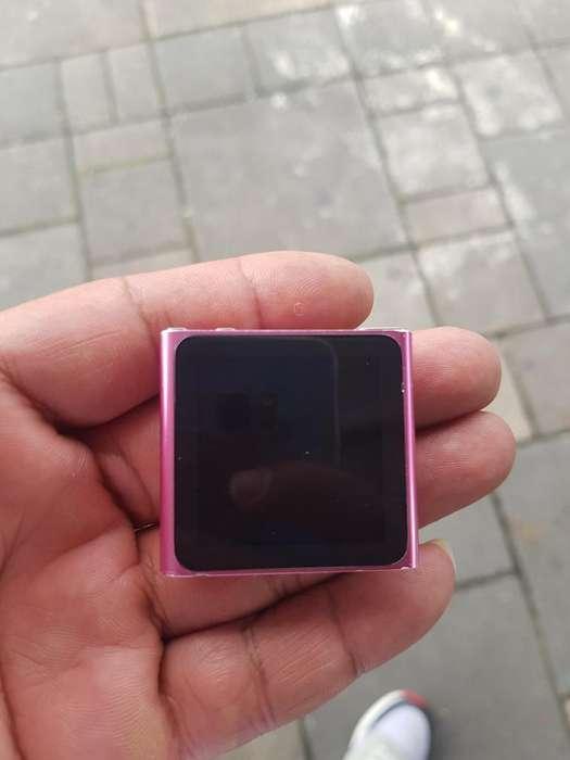 Vendo <strong>ipod</strong> Nano Como Nuevo 8 Gb