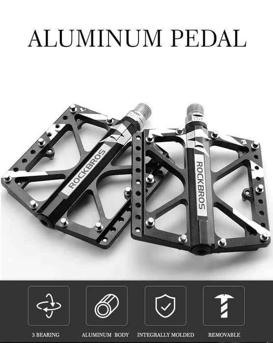 Rockbros Originales Pedales Para Bicicleta