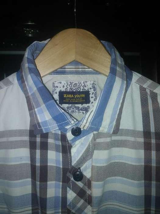 Camisa Zara Talla M Original