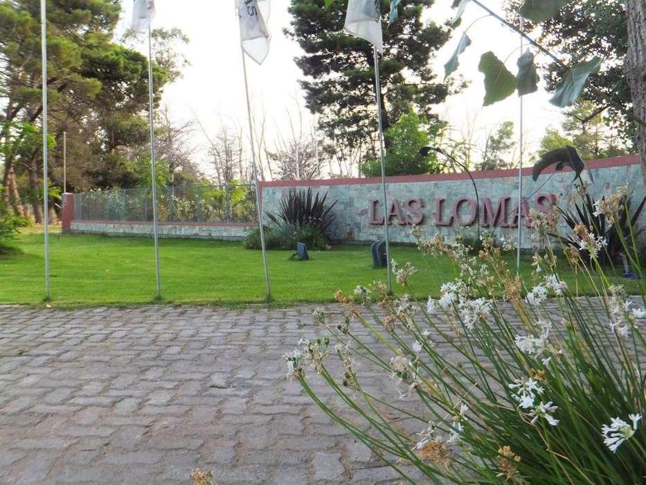Vendo terreno Barrio privado LAS LOMAS Monte Hermoso