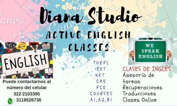 Asesorías Académicas en Ingles