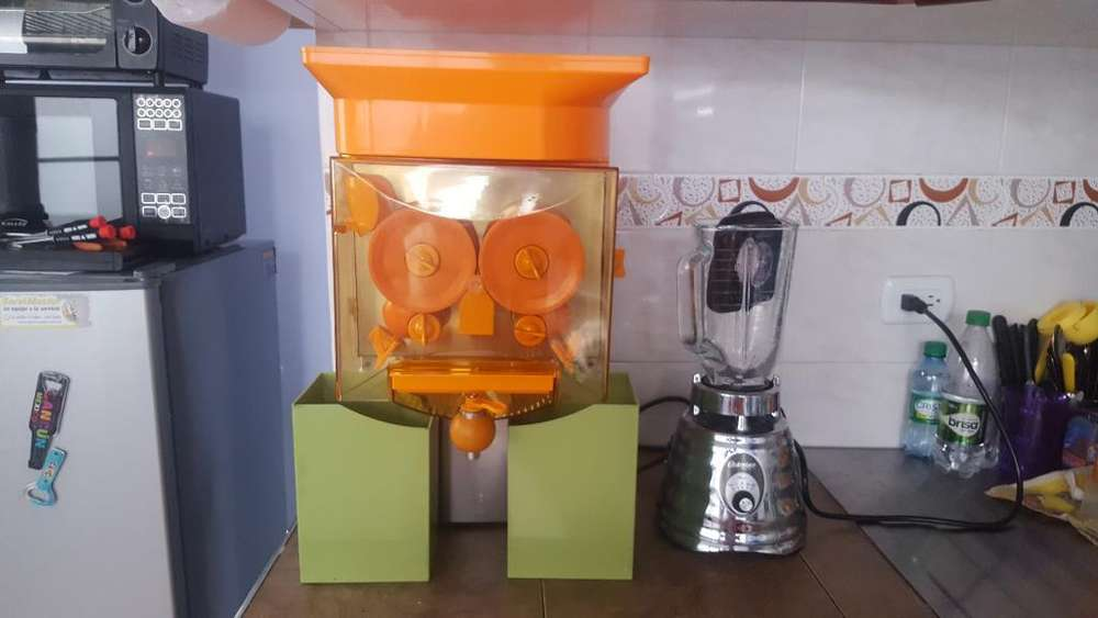 <strong>exprimidor</strong> de Naranjas Industrial