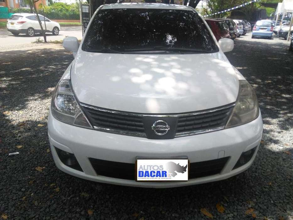 Nissan Tiida 2007 - 190653 km