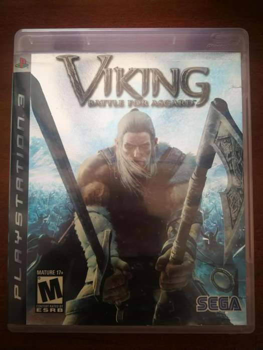 Juego Viking Battle For Asgard PS3 Original