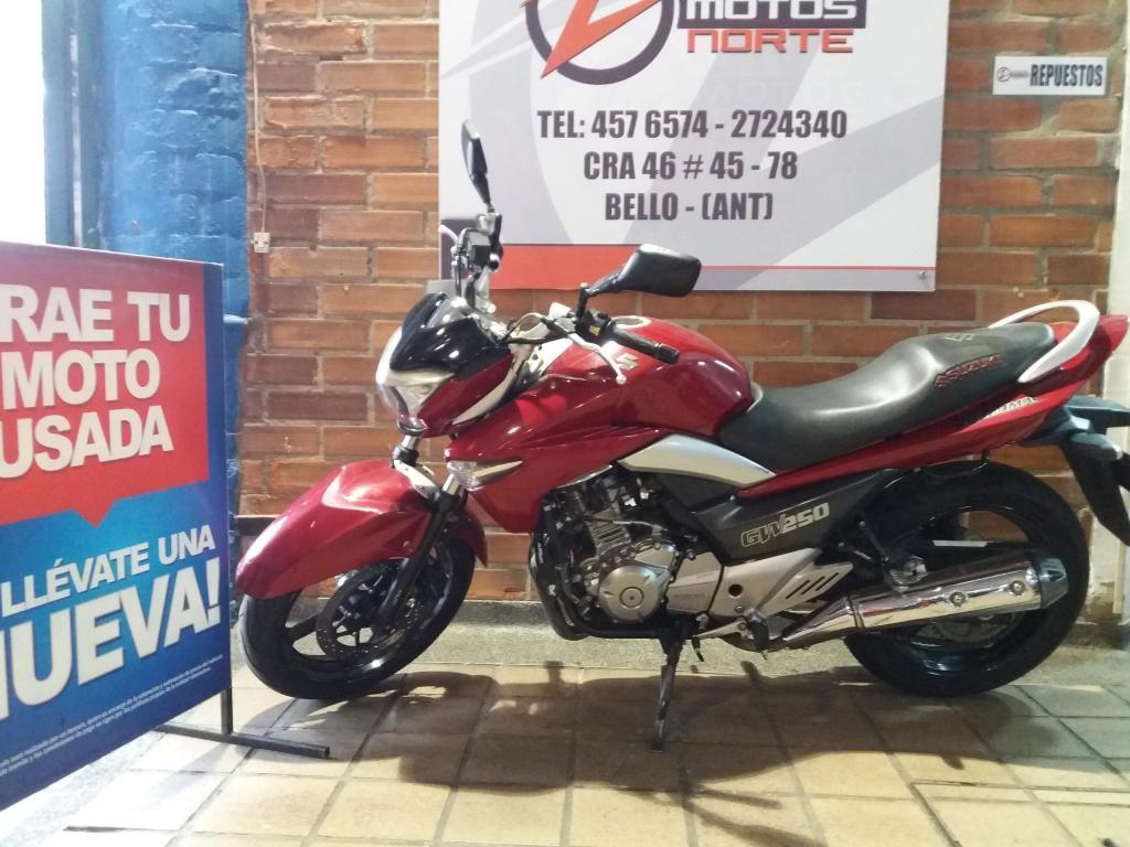 Inazuma 250 Modelo 2013