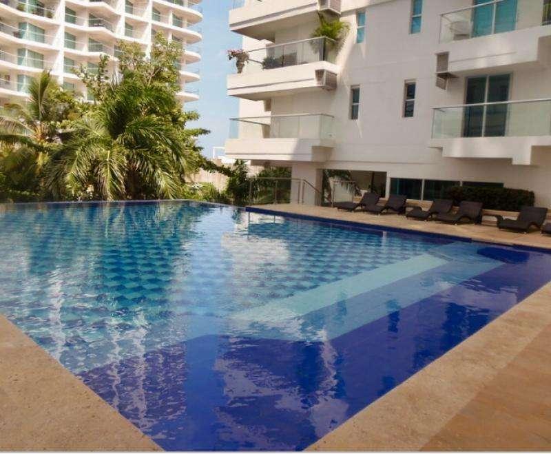 Cod. ABARE77601 Apartamento En Arriendo En Cartagena Cielo Mar