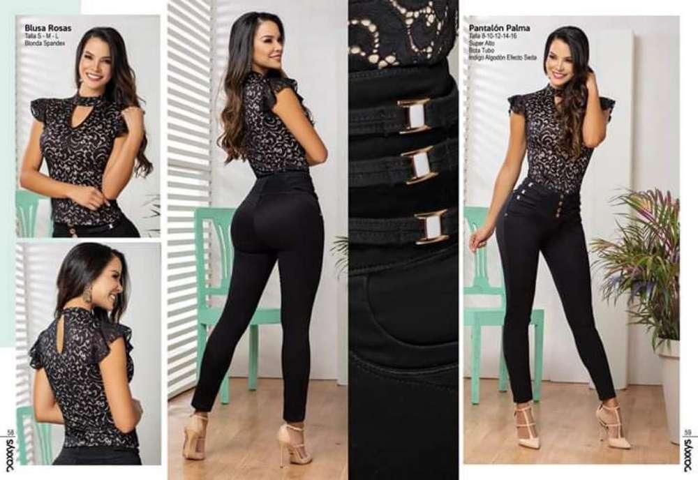 Pantalones Colombianos Marca Daxxys