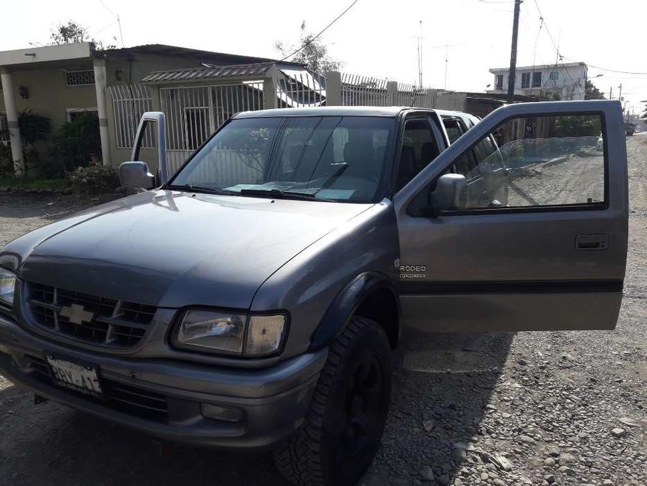 Chevrolet Rodeo 2003 - 300 km