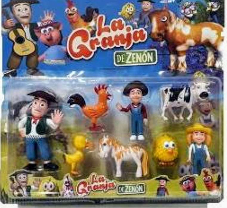 Kit Animales de La Granja